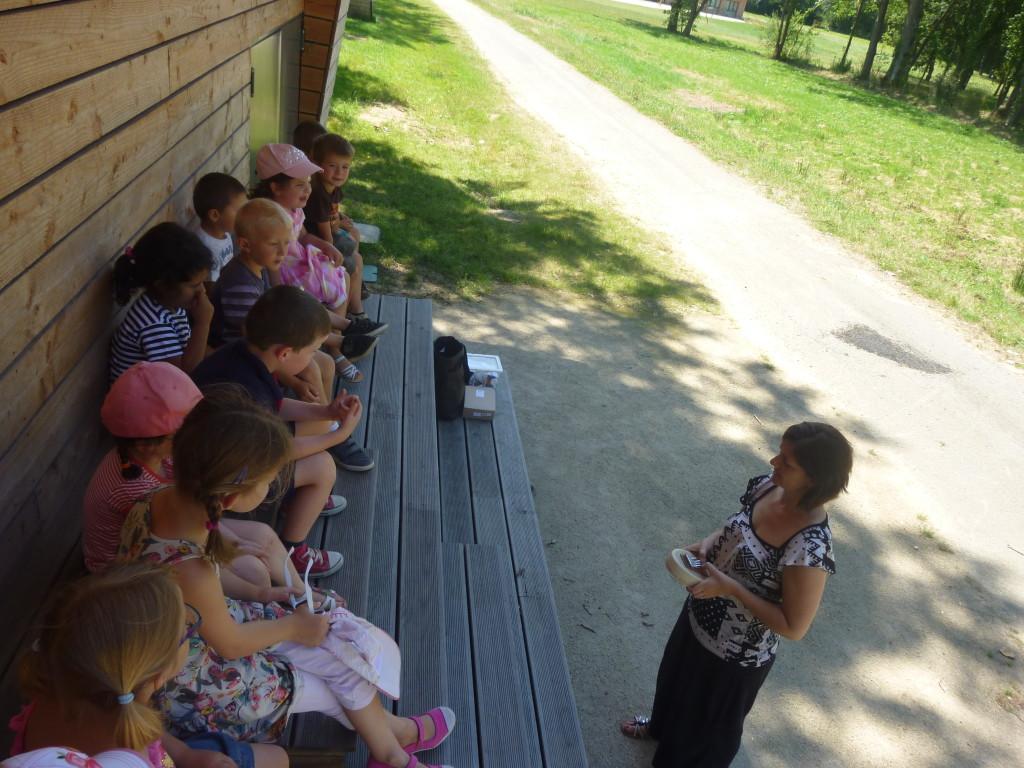 centre de loisir St Etienne de Montluc juillet 2014