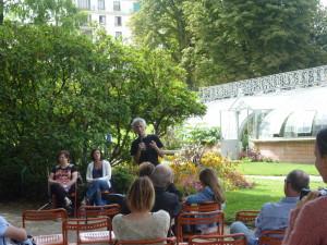Jardin des plantes Nantes août 2014