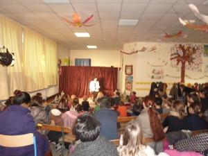 écoles du Coudray Nantes décembre 2014