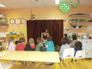 école Regrippière décembre 2014