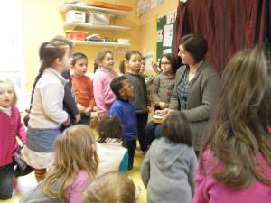 Ecole Regrippière février 2014