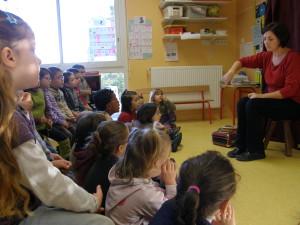 école Regrippière novembre 2013