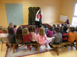 école Regrippière décembre 2013